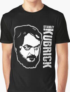 Stanley Kubrick - A Clockwork Orange - Dr. Strangelove Graphic T-Shirt