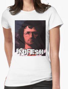 Koresh Womens Fitted T-Shirt