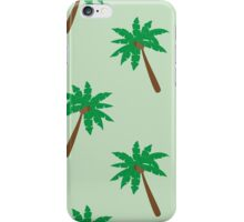 Palm Tree #1 iPhone Case/Skin