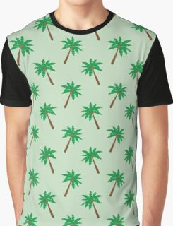 Palm Tree #1 Graphic T-Shirt