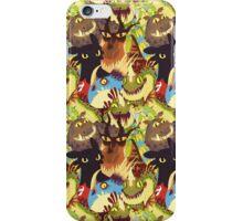 Dragons! iPhone Case/Skin