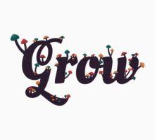 Grow One Piece - Long Sleeve