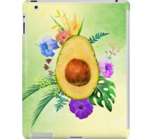 Blooming Avocado iPad Case/Skin