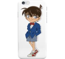 detective conan iPhone Case/Skin