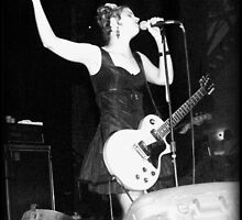 Maria McKee at The Ventura Theater 1996 by selinakylie