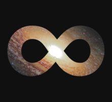 Spiral Galaxy NGC 2841 | Infinity Symbol | Fresh Universe by SirDouglasFresh