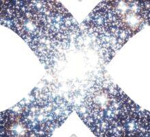 Beautiful Star Cluster | Infinity Symbol | Fresh Universe Sticker