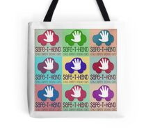 Safe-T-Hand Totes Tote Bag