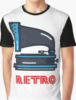 Retro - Phonograph Graphic T-Shirt
