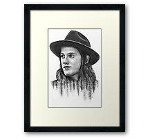 James Bay Framed Print