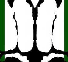 Nigeria! (Standard) Sticker