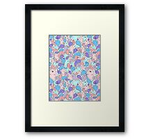 all of the cute ones Framed Print