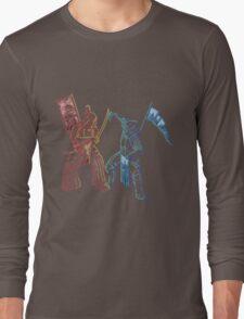 Samurai & Chevalier Long Sleeve T-Shirt