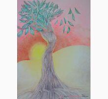 Tree of Woman, African landscape Unisex T-Shirt