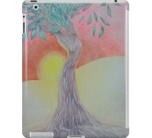 Tree of Woman, African landscape iPad Case/Skin