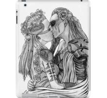 Clexa Wedding iPad Case/Skin