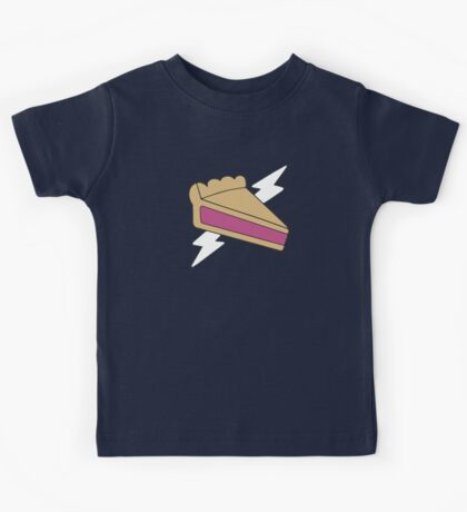 PIE MAN SUPER HERO Kids Tee