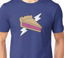 PIE MAN SUPER HERO Unisex T-Shirt