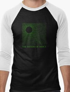 The Sisters Of Mercy - The Worlds End - Temple of Love Men's Baseball ¾ T-Shirt