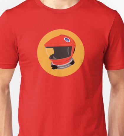 2001 SPACE ODYSSEY - DAVID BOWMAN HELMET Unisex T-Shirt