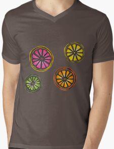 summer fruit Mens V-Neck T-Shirt