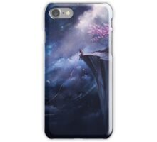 I'm on the edge looking in iPhone Case/Skin