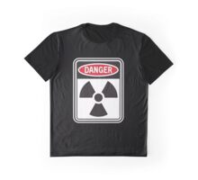 Danger: Radiation Graphic T-Shirt