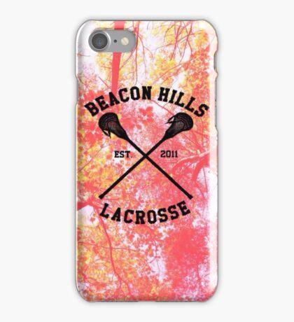 Teen Wolf Lacrosse iPhone Case/Skin