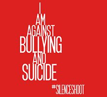 I Am Against Bullying and Suicide #SilenceShoot Tank Top