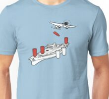 BATTLESHIP / SEA BATTLE  Unisex T-Shirt