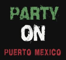 PARTY ON T-SHIRTS T-Shirt
