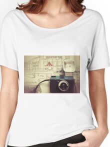 My Vintage Diana Camera Women's Relaxed Fit T-Shirt