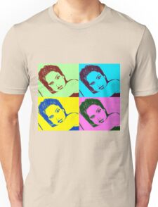 Salma Hayek- Pop Art Graphic T-shirt Unisex T-Shirt