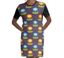 Hot and cool  Graphic T-Shirt Dress