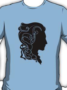 Rococo Silhouette: Monsieur T-Shirt
