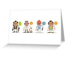 Murrays - Series 1 Greeting Card
