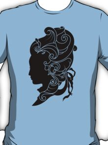 Rococo Silhouette: Madame T-Shirt