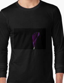 The Calla Purple 1 Long Sleeve T-Shirt