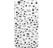 All you can eat sushi iPhone Case/Skin