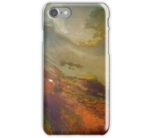 Aerial Great Salt Lake iPhone Case/Skin