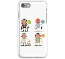 Murrays - Series 1 iPhone Case/Skin