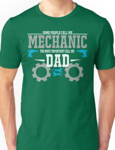 best gift for mechanic Unisex T-Shirt