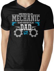 best gift for mechanic Mens V-Neck T-Shirt