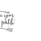 choose your own path (with arrows in grey) by jazzydevil