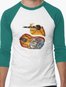 My Axe and Reso Men's Baseball ¾ T-Shirt