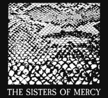 The Sisters Of Mercy - The Worlds End - Anaconda - Adrenochrome One Piece - Short Sleeve