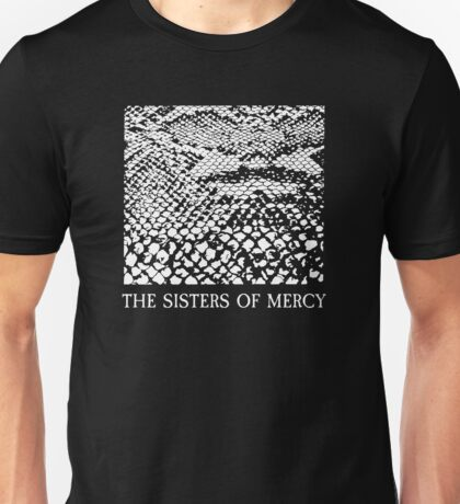 The Sisters Of Mercy - The Worlds End - Anaconda - Adrenochrome Unisex T-Shirt
