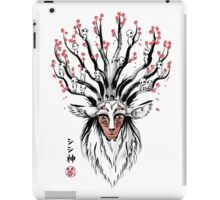 The Deer God sumi-e iPad Case/Skin
