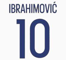 Ibrahimovic Sweden One Piece - Long Sleeve