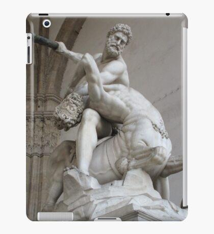 Italian Statue iPad Case/Skin
